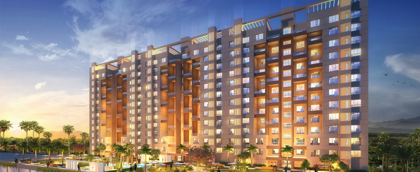 GKG VENTURES AND RANAWAT GROUP OFFER 2,2.5BHK APARTMENTS KAWADE ROAD PUNE