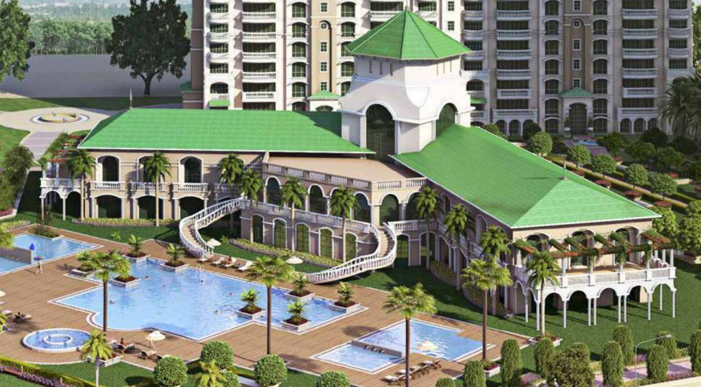 ATS PRISTINE 3,4 BHK LUXURY APARTMENTS AT SECTOR 150 NOIDA