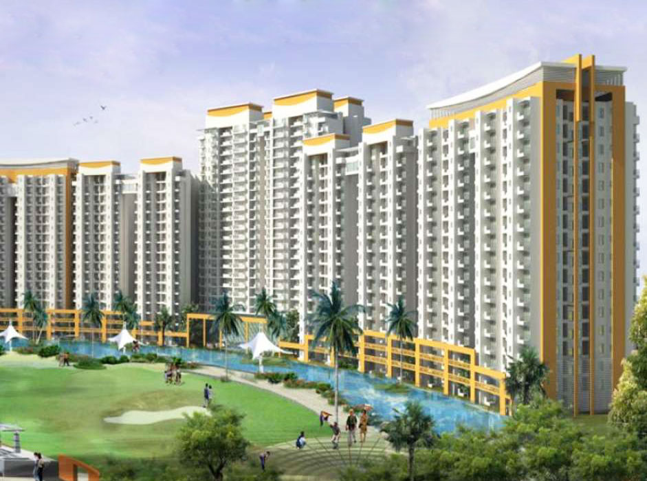 GAUR 14TH AVENUE OFFERED 1,2,3BHK APARTMENTS AT GREATER NOIDA WEST