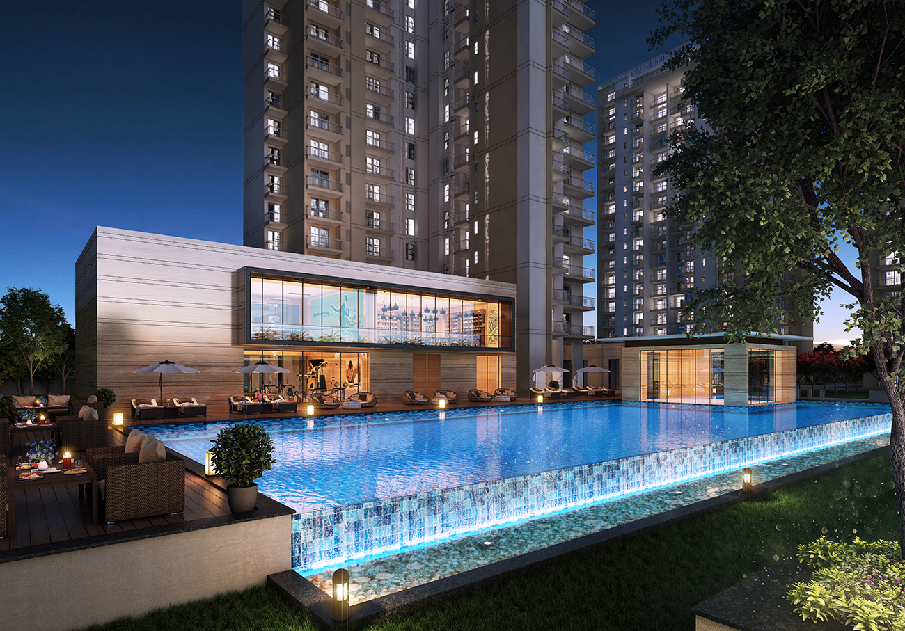 GODREJ SOLITAIRE OFFERED 3 & 4 BHK LUXURY APARTMENTS AT SECTOR 150, NOIDA