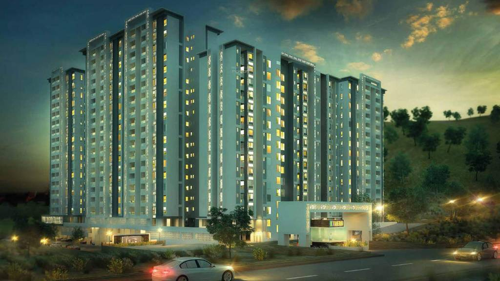 ITREND HOMES HINJEWADI PUNE