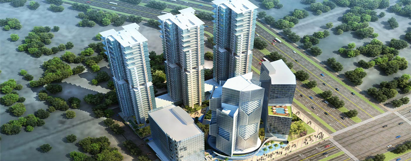 LOTUS ISLE OFFERED 3,4BHK BHK LUXURY APARTMENTS AT SECTOR 98, NOIDA