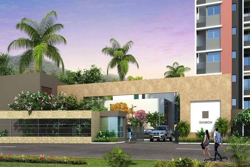 RAINBOW SAHWAS RESIDENTIAL 2,4BHK APARTMENT AT TALEGAON DHABADE, VADGAON MAVAL, PUNE