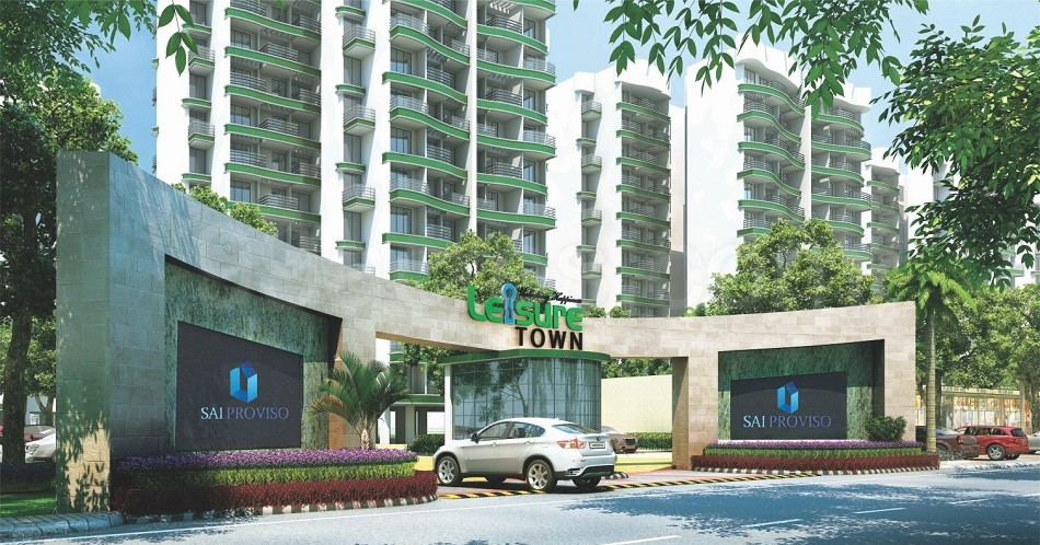 SAIPROVISO GROUP LEISURE TOWN OFFERED 1,2,3 BHK APARTMENTS IN HADAPSAR PUNE