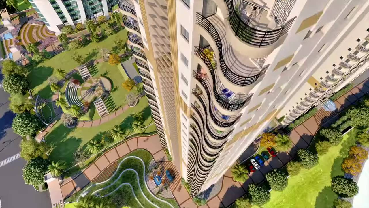 THE JEWEL OF NOIDA 2,3,4, BHK LUXURY ECO CITY TOWNSHIP AT SECTOR 75 NOIDA